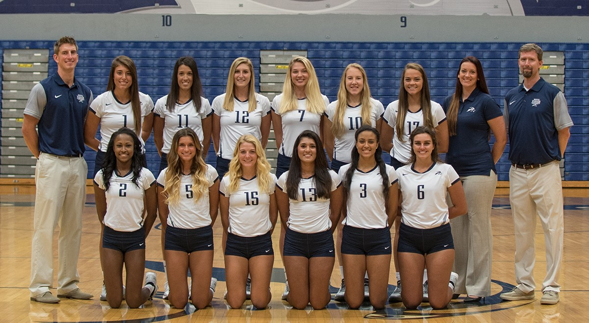 2016 Volleyball Roster University Of North Florida Athletics
